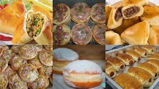 MASSA BÁSICA  PARA LANCHES (sonho,enroladinho,pão,Bauru,pizza,esfirra *