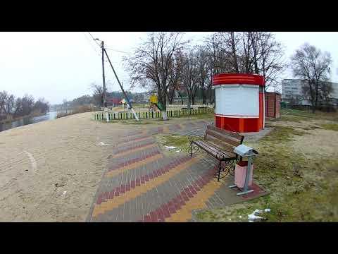 VLOG: Зимой по Шебекино на велосипеде.