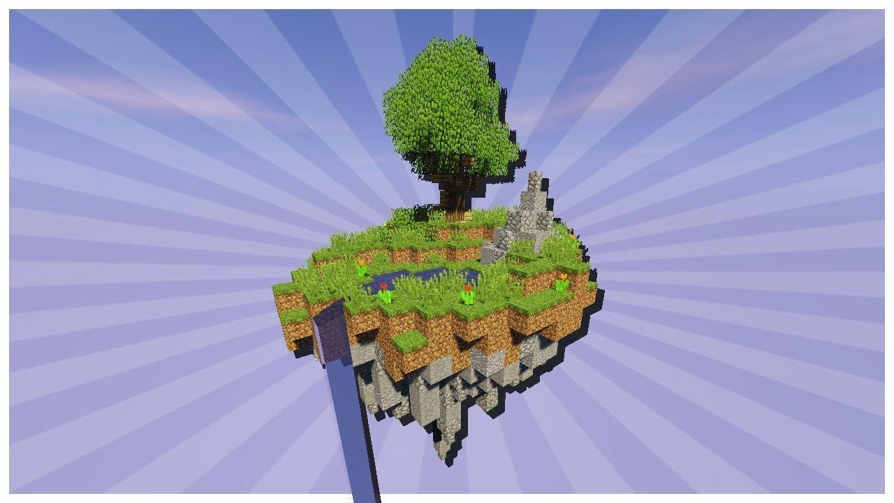 Ile Volante crÉer une Île volante | minecraft - youtube