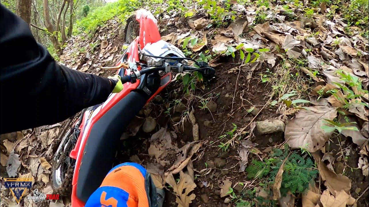 Long hard enduro    adventure Trail