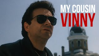 My Cousin Vinny as a Courtroom Thriller - Trailer Mix