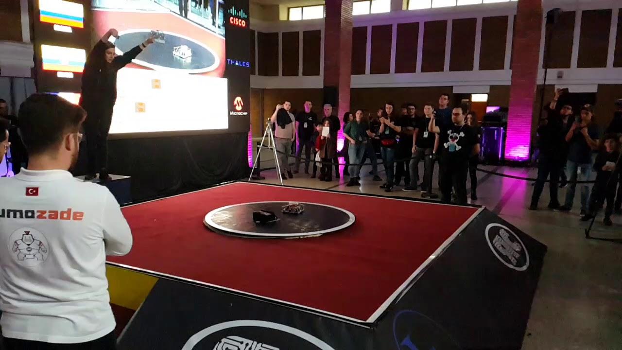 Megasumo Amateur - Tech Games Lima 2019 - YouTube