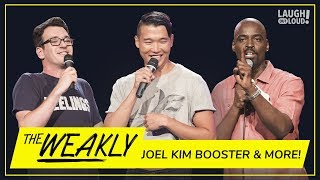 Joel Kim Booster Doesn't Discriminate Against Older Men