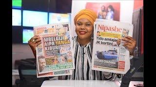 LIVE MAGAZETI: SIMANZI, Janga jingine ziwa Victoria, Kikwete atajwa kesi ya Tido