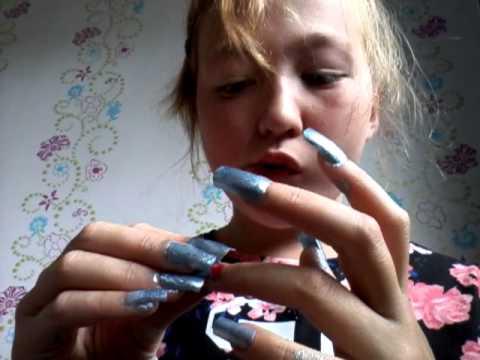 Meine  Nägel!