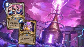 5 Strong Wild Decks   Rise of the Mech Update   Tempo Storm Hearthstone [Rise of Shadows]