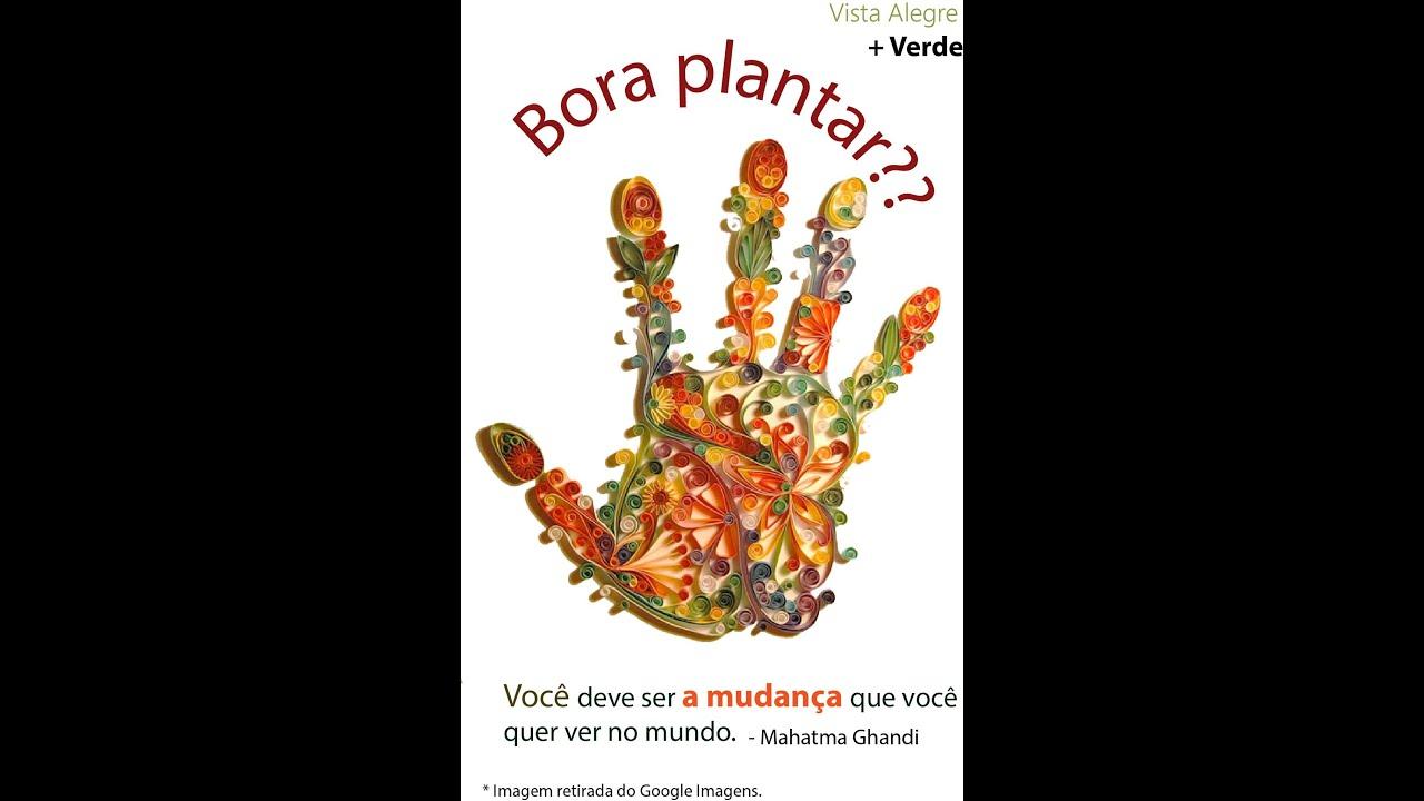 Extremamente Horta Comunitária - Vista Alegre + Verde - YouTube AB98