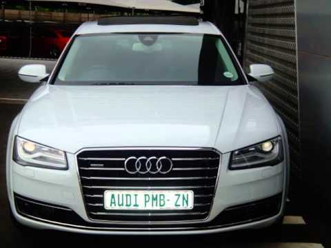 Used AUDI A TDI QUATTRO TIPTRONIC Auto For Sale Auto Trader - Used audi a8l for sale