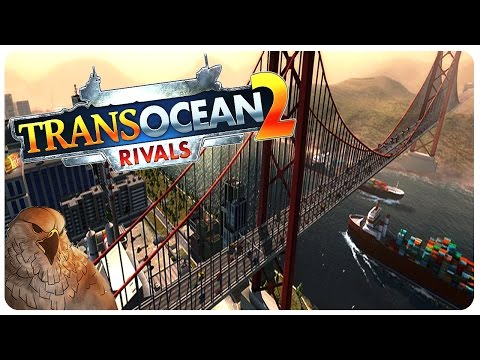 TransOcean 2: Rivals Gameplay ★ Falcon 1 Shot ★ Let's Play TransOcean 2: Rivals