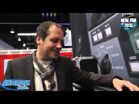 NAMM 2013 Archive - Kemper Powerhead & Powerrack