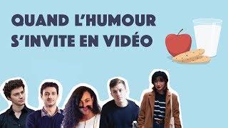 QUAND L'HUMOUR S'INVITE EN VIDÉO ft. Guilhem, HeyTitou & UpperCut - LIVE GOÛTER #1