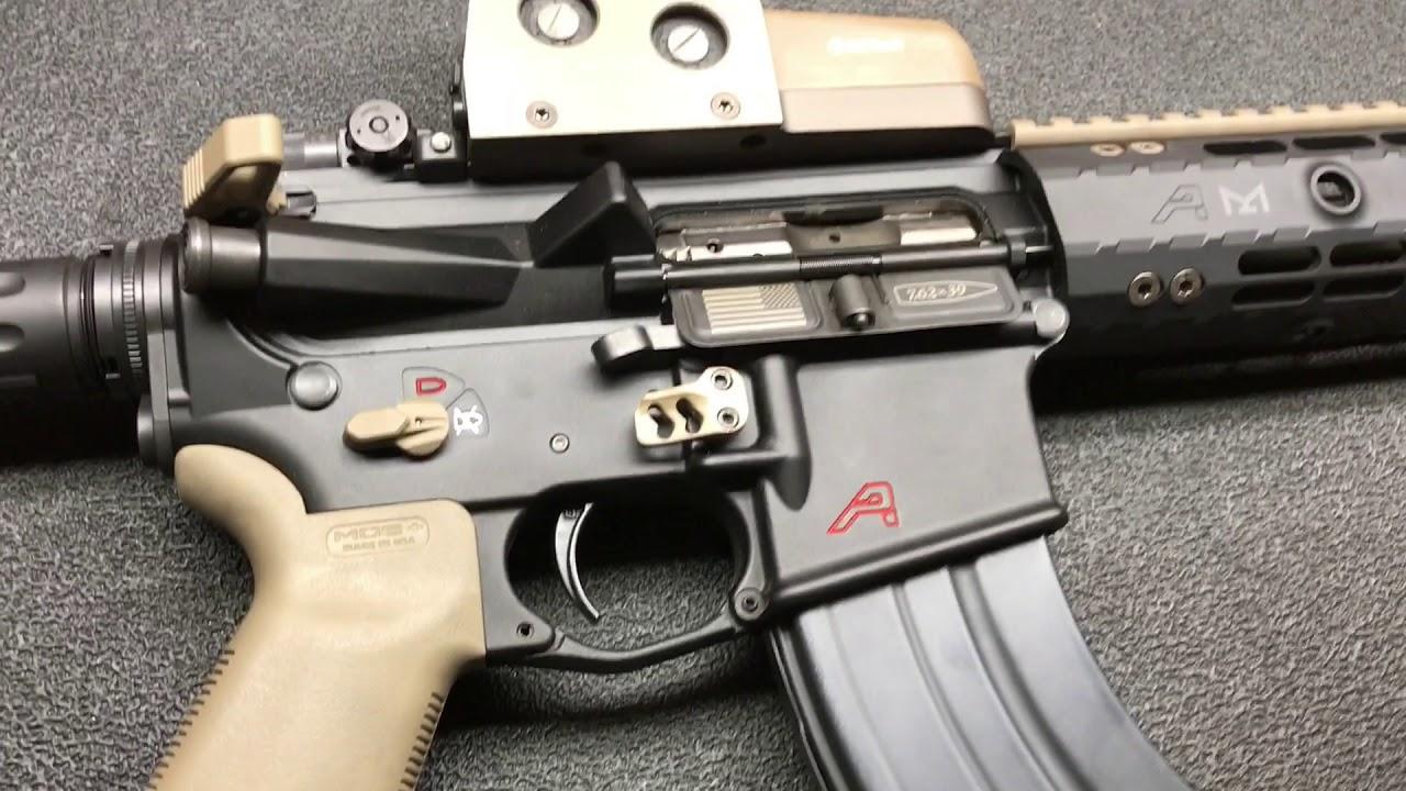 Aero Precision 7 62x39 AR47 Build