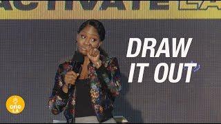 "Video ""Draw it Out"" - Sarah Jakes Roberts download MP3, 3GP, MP4, WEBM, AVI, FLV Oktober 2018"