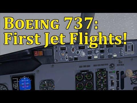 Microsoft FS9 Flight #2: Flying the Stock 737 in FS2004 (Boeing 737-400)