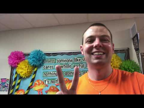 Mr. Peace Visits Summit Academy North Elementary School in Romulus, Michigan