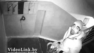 Пример записи  IP камеры видеонаблюдения HIKVISION DS-2CD2512-IL - в подъезде(, 2015-12-09T09:50:18.000Z)
