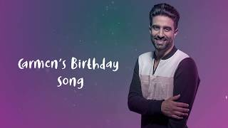Mostafa Gad Enharda 3id _ Carmen's Birthday Song | مصطفى جاد إنهارده عيد