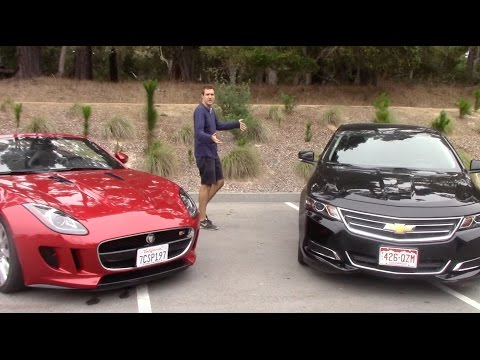 Why Rent a Normal Rental Car When You Could Have a Jaguar F-Type V8 S?