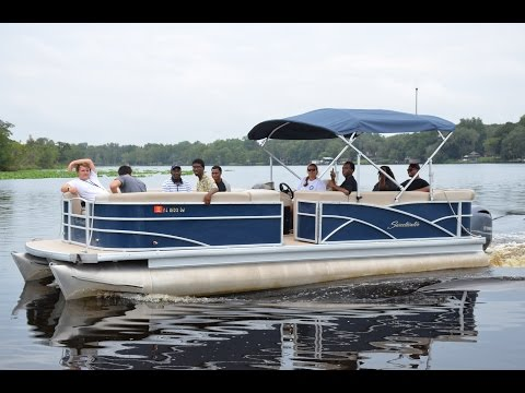 Freedom Boat Club Jacksonville & St. Augustine,  The Board Room Pontoon Boat