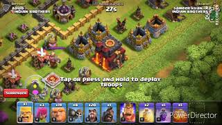 Clash of Clans first ever RA-ONE v/s G-ONE the Final battle