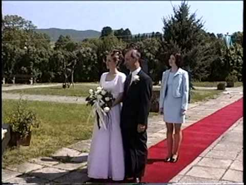 Bill and Daria wedding - part I