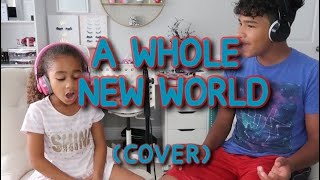 Baixar A WHOLE NEW WORLD (COVER) NICK feat BIANCA