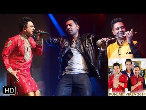 Punjabi Virsa 2014 - Abbotsford Live | Full Length