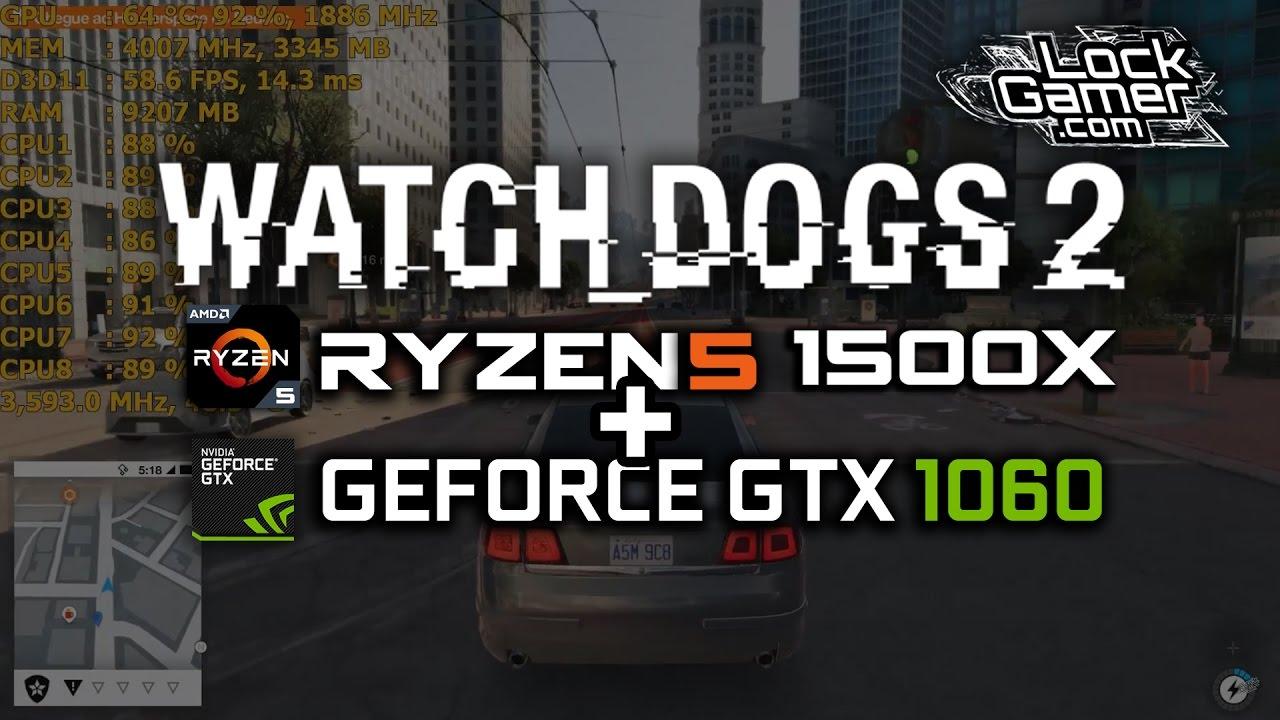 Watch Dogs  Gtx  Fps