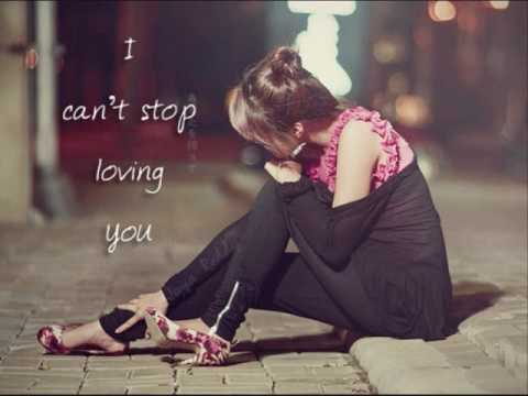 Baby i just can't stop loving you -  by  I Rich