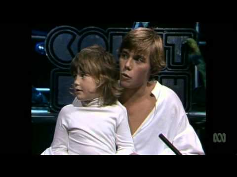 Countdown (Australia)- Christopher Atkins Guest Hosts Countdown- September 13, 1981- Part 3