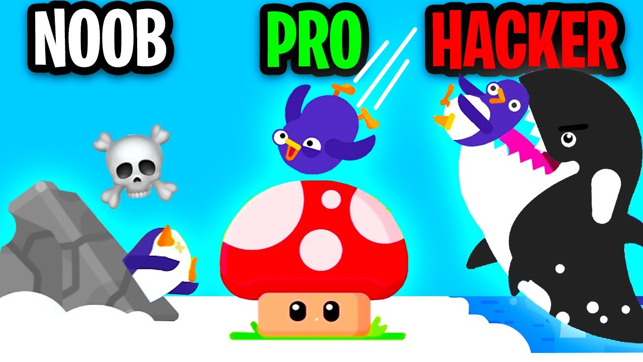 NOOB vs PRO vs HACKER In BOUNCEMASTERS!? (*NEW WORLD RECORD!?* EXPENSIVE APP GAME!)