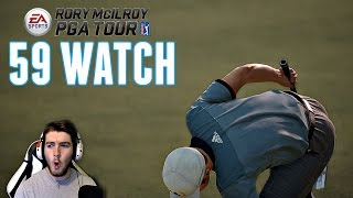 Rory McIlroy PGA Tour 59 Watch - Banff Springs! (Xbox One Gameplay HD)