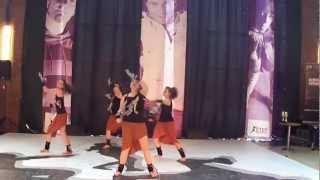 bitwa na taniec - E- O - zumba- e-  King Africa- choreografia PWdance