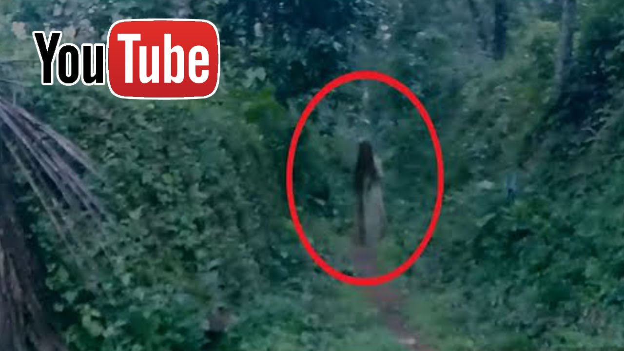 Download 5 SCARIEST Ghost Sightings Caught On Camera