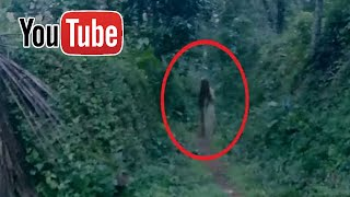 5 SCARIEST Ghost Sightings Caught On Camera