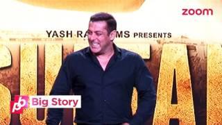 Salman Khan In langot | Bollywood Male Stars Semi Nude Avatar