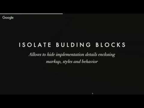Irontalk - Javi Velasco: Intro to React