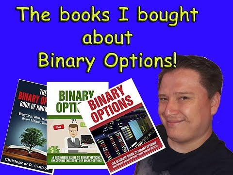 Binary options books - Suggested reading for binary trading