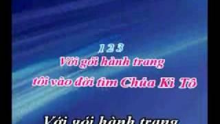 Vào Đời Tìm Chúa (karaoke)