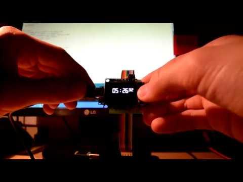 видео: Часы-шпаргалка (своими руками) v1.0