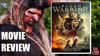 PAGAN WARRIOR ( 2019 Peter Cosgrove ) aka VIKINGS VS KRAMPUS Fantasy Horror Movie Review