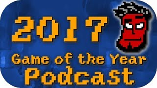 BadBeards Game of the Year 2017 Podcast