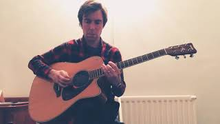 VAMPIRE WEEKEND - SUNFLOWER (Acoustic Cover) By Ryan O'Donoghue Video