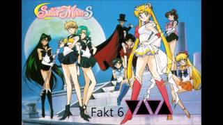 15 Fakten über Sailor Moon