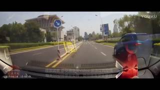 horrible car crash, terrible traffic accident clips 20170617 in Chinese, Update everyday