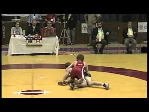 2007 Commonwealth Championships: 66 kg Greco Final James Lord vs. Jason Wishinski