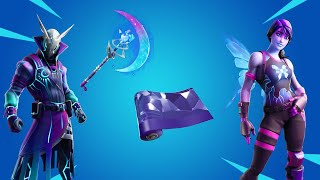 NEW SKIN LUMINOS & FORTNITE ITA