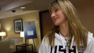 2010 Winter Olympics: Jennifer Rodriguez - Speed Skater