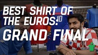 Classic Shirt Friday - Best Shirt of the Euros: Grand Final