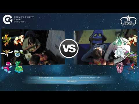 CCG Grand Open Milan Pokemon VG - Round 5